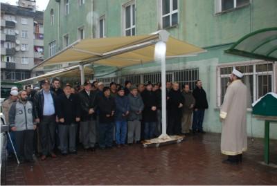 Kıbrıs gazisi Hasan Kurtağan hakkın rahmetine yürüdü