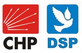 Bakırköy'de CHP ve DSP kavgası