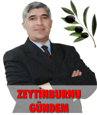 VAZİYET ALIN ZETİNBURNU'NDA SEÇİM KIZIŞIYOR
