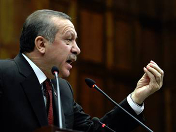 Erdoğan'ı kızdıran soru