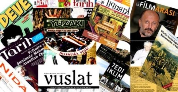 5. Türkiye Dergi Fuarı Başlıyor!