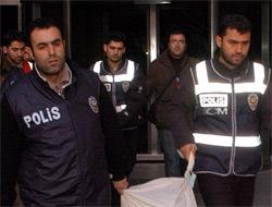 İstanbul'da 40 kişi gözaltında