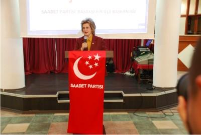 Saadet Başakşehir'den Türkiye Tahlili