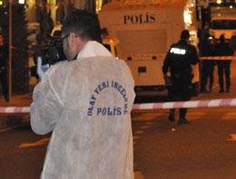 Çevik kuvvet polisine saldırı