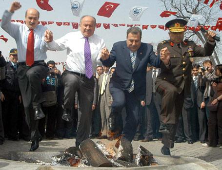 İstanbul Valiliği'nin Nevruz Bayramı programı