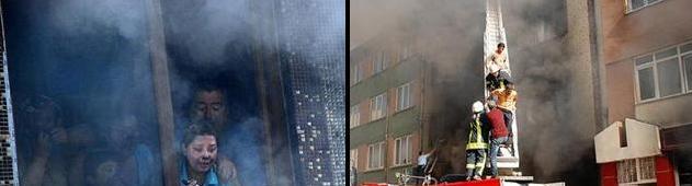Eskişehir de patlama 23 yaralı  VİDEO