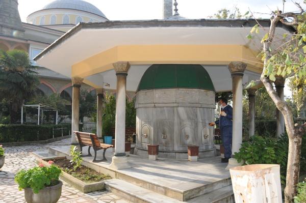Beykoz'da Okullar İlaçlandı Sıra Camilerde
