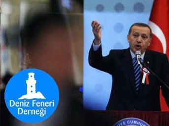 Erdoğan'dan Deniz Feneri göndermesi
