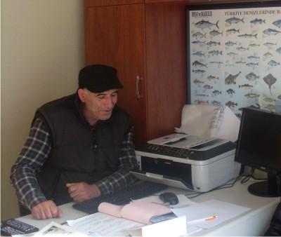 Balıkçılıkla ilgili bir kurum yok