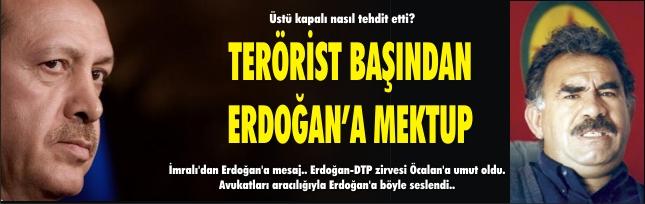 Öcalan Erdoğan'a gaz verdi!