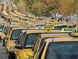 İstanbul'da taksilere zam!