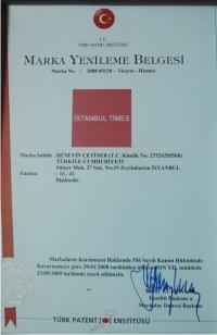 İstanbul Times Gazetesi Hukuk Bürosundan Kamuoyuna Duyuru