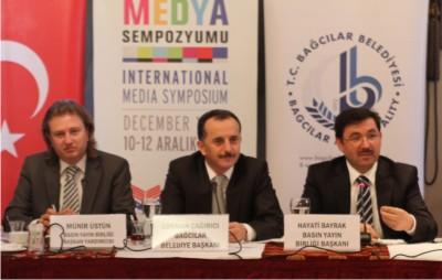Bağcılar Uluslararası Sempozyumların Merkezi Oluyor