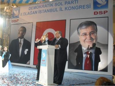 """""""ÜLKEYİ DEMOKRATİK SOL RUH KURTARACAK"""