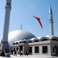 Bu Camiye Kadın İnceliği Değdi