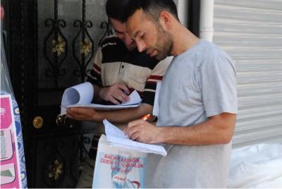 Ak Parti Zeytinburnu Mahalle Teşkilatları Çalışıyor
