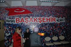 Ak Parti Bahçeşehir'de Gürledi