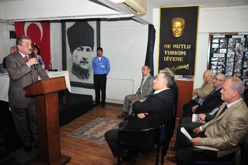SADER'liler Başkanını seçti