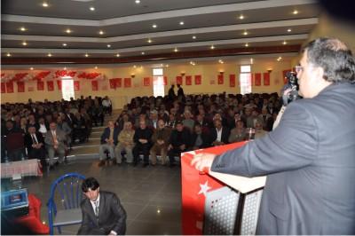"""Erol Erdoğan: Faizin adını """"Hızır"""" yaptılar"""