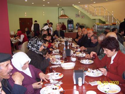 Ak Parti Başakşehir Özürlüler Komisyonu İftar Programı Görkemli Geçti