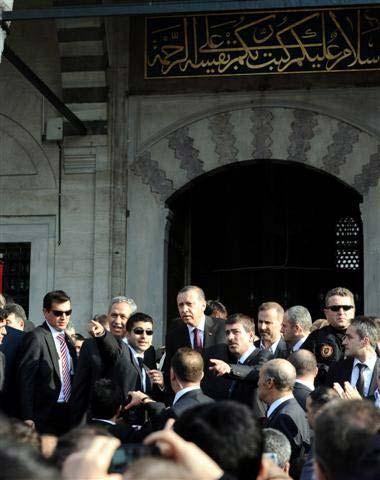 Ak Parti Şafak'ta Süleymaniye'de Buluştu