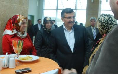 Zeytinburnu Belediyesi'nden farklı bir etkinlik