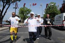 Beykoz'un İlk Halk Koşusu düzenlendi