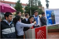 Zeytinburnu CHP İlçe Gençlik Kolları Ak Partiden Deniz Feneri Açılımı Bekliyor
