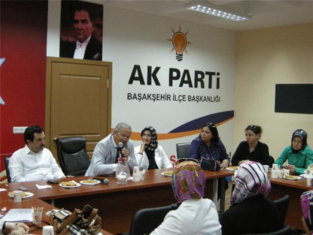 MİLLETVEKİLLERİ BÖLGE TOPLANTILARINA BAŞLADI