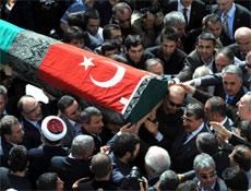 Son Osmanlı'ya görkemli veda