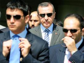 Erdoğan'a halktan sevgi seli