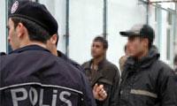 POLİS DAYAĞI YİYEN ESNAF KONUSTU