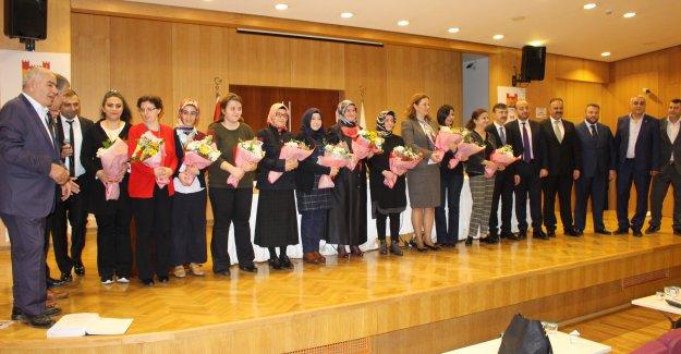 8 Mart'ta Zeytinburnu'nu Kadınlar Yönetti