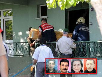 Hadımköy'deki vahşi cinayet çözüldü