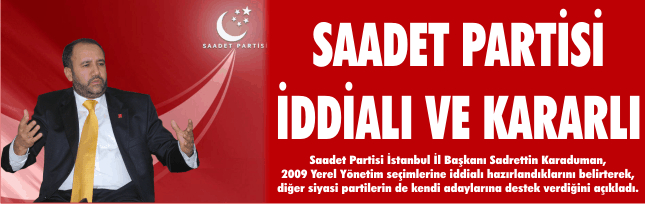 SAADET İDDİALI VE KARARLI-VİDEO-