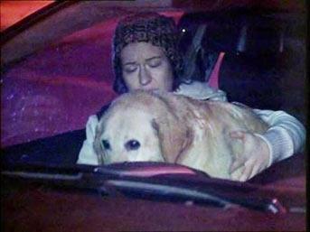 Köpeğini kurtarmaya çalışırken boğuldu