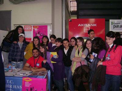 Zeytinburnu Gençlik Meclisi, Kadir Has Üniversitesi'nde…