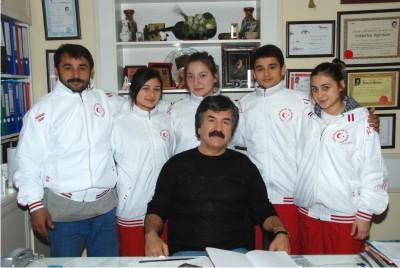 Dr.Cengiz Alp'ten Spora ve Sporcuya tam Destek