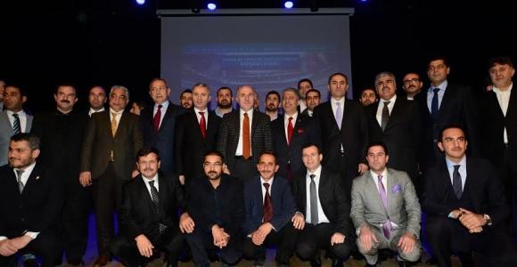 Aday Adaylarının Tanıtım Toplantısında Birlik Ve Beraberlik Mesajı Verildi