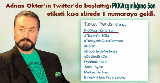 """Adnan Oktar """"PKK Türkiye İçin En Büyük Tehlikedir."""""""