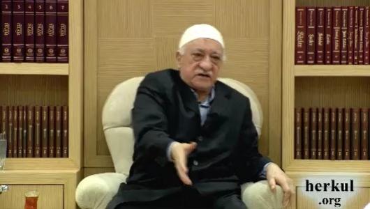 Ahmet Hakan'dan Gülen'in bedduası yorumu