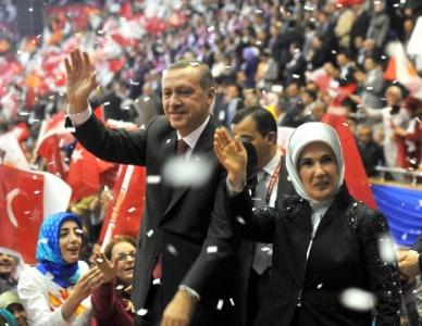 AK Parti Adalar Kongresine Başbakan Erdoğan'ın mesajı damga vurdu