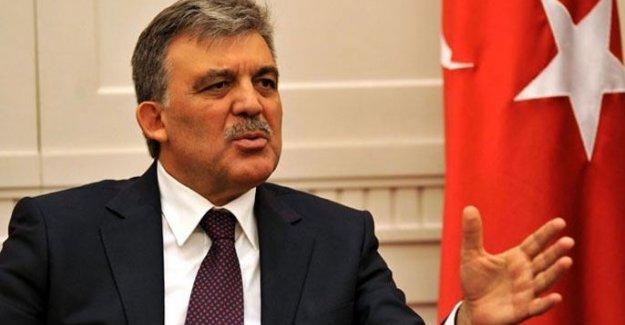 AK Parti'den Abdullah Gül'e 27 FETÖ sorusu