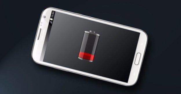 Akıllı telefonların batarya güçleri iki katına çıkacak