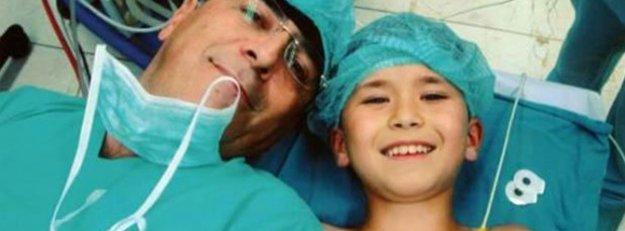 Ameliyat fotoğrafı bir anda fenomen oldu