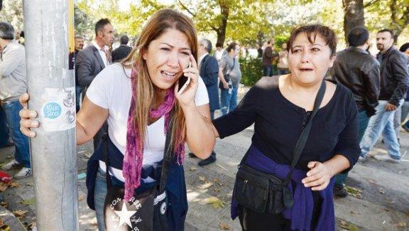 AN' KARA'da 95 ölü Türkiye de  87 milyon yaralı var