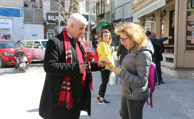 Sokak Röportajlarının Bir Numarası Silivri ve Çatalca'da idi