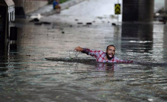 İstanbul'da hava durumu: Dolu yağışı, şimşek, yıldırım, kuvvetli yağış