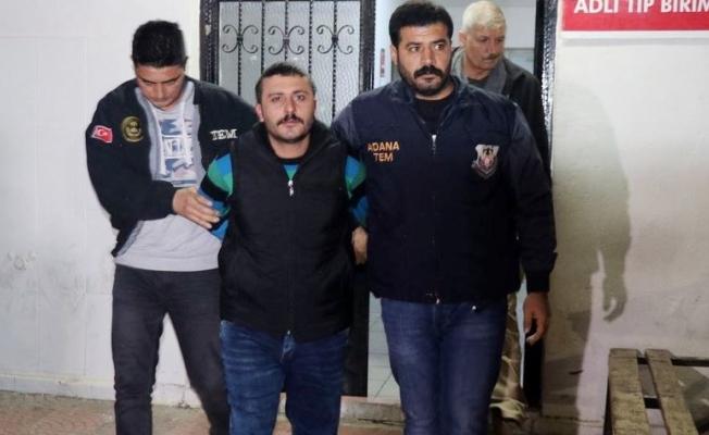 Adana'da Atatürk büstlerine ateş eden adam yakalandı