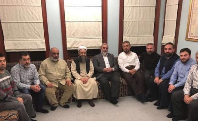 Cübbeli Ahmet ve Nurettin Yıldız buluştu: Operasyon dış kaynaklı